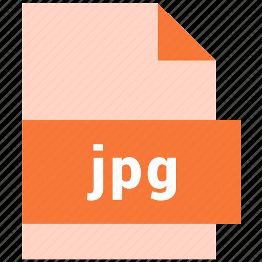 filetypes, image, jpeg, jpg, raster image file format icon