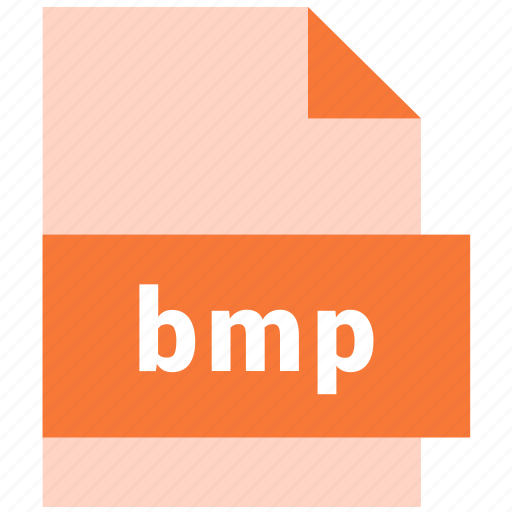 bmp, raster image file format icon