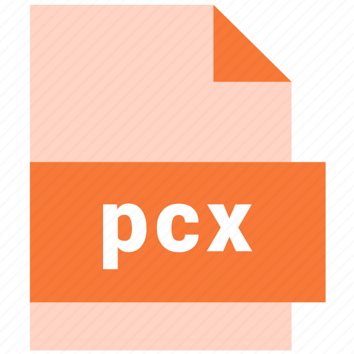 document, pcx, raster image file format icon