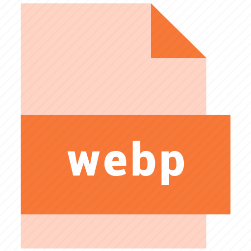 file, media, raster image file format, video, webp icon