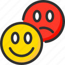 emoji, emoticon, feedback, like, rate, rating icon