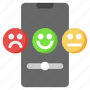 customer, satisfaction, testimonials, chat, bubble, review