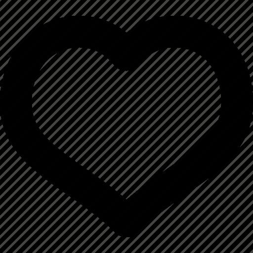 favorite, heart, heart shape, ignore, like, love, marking icon