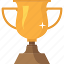 achievement, award, champion, cup, prize, success, trophy icon