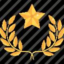 star, prize, gold, award, reward, medal, achievement