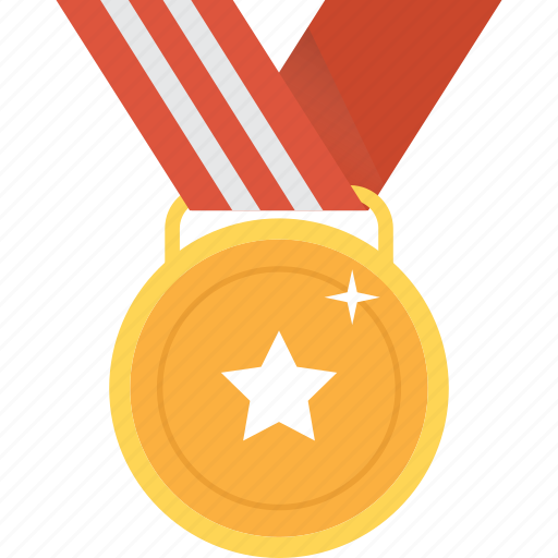 award, best, first, gold, medal, reward, upgrade icon
