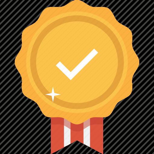 accolade, award, gold, medal, prize, reward, upgrade icon