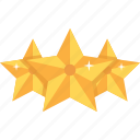 award, gold, medal, rating, reward, star, stars icon