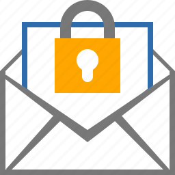 email, encrypted, letter, mail, message, password, security icon