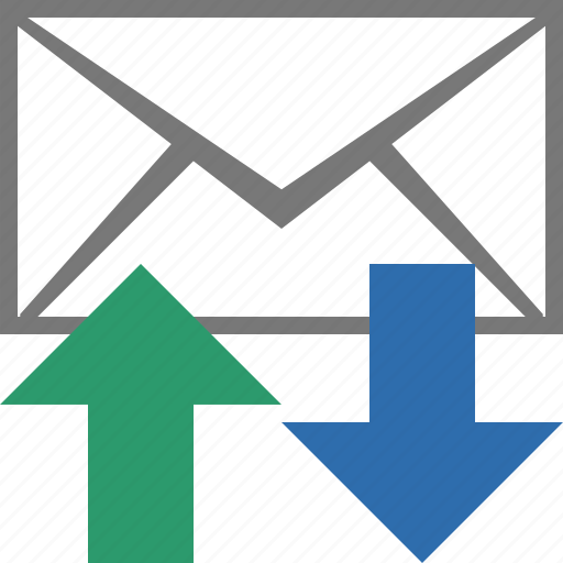 e-mail, email, envelope, fetch, mail, message, send icon