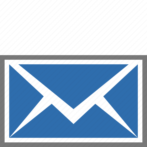 email, envelope, letter, mail, message, unread icon