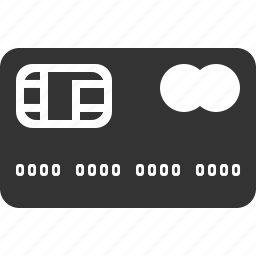 bank, buy, card, cash, chip, credit, payment icon
