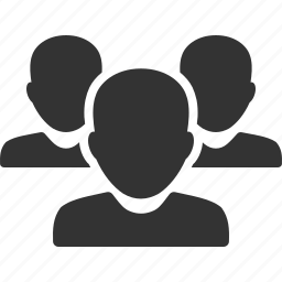 collective, group, people, staff, team, users icon