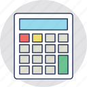 accounting, budget, calculating device, calculator, mathematics