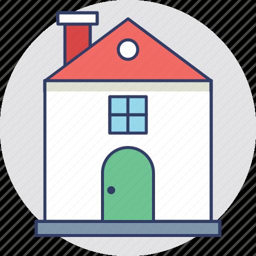 dwelling house, lodge, mansion, palace, villa icon