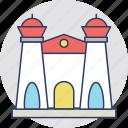 castle, fort, palace, real estate, villa