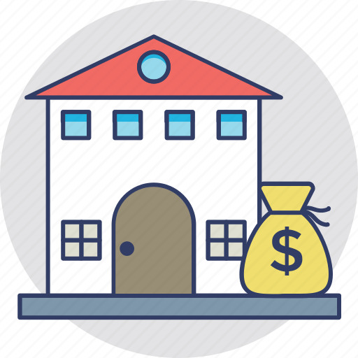 buying property, estate business, house for sale, sell property, selling home icon