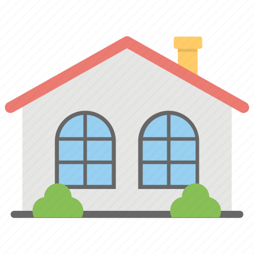 building exterior, home, house, mansion, palace icon