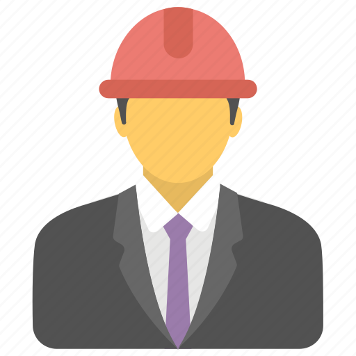 architect, builder, constructor, engineer, worker icon