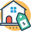 auction, auction bidding, house bid, tender, trail icon