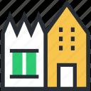 apartments, building, city building, flats, residential flats