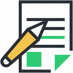 accord, agreement, contract, deal, paperwork icon
