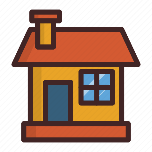 building, home, house, property, real estate icon