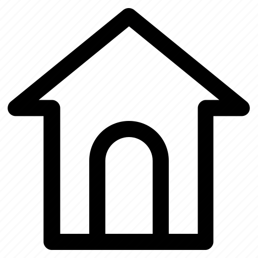 3, building, home, home position, house, property icon