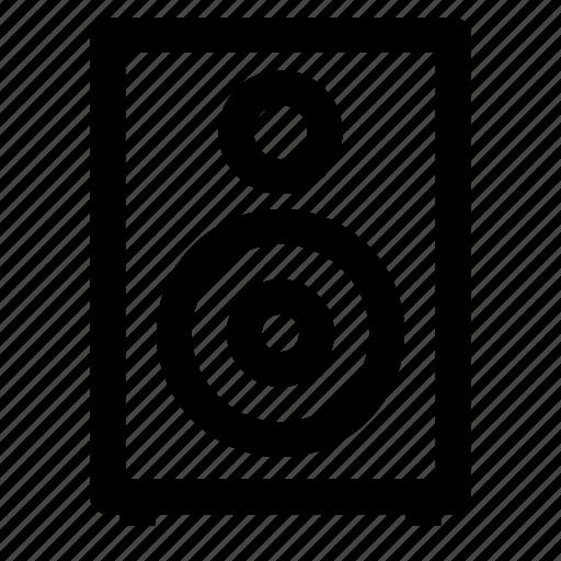 .svg, audio, loudspeaker, music, sound, speaker icon