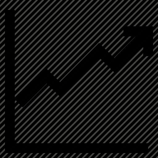 .svg, arrow, bar, business, chart, dashboard, graph icon