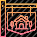 billboard, building, city, estate, home, property, real