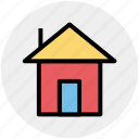 building, home, home position, house, property icon
