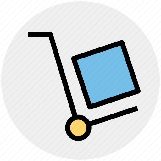 Delivery, job, transport, transportation, wheelbarrow icon - Download on Iconfinder