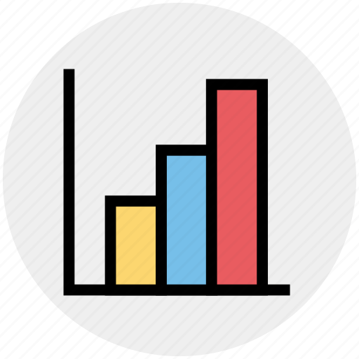 Bar, chart, graph, growth, state icon - Download on Iconfinder