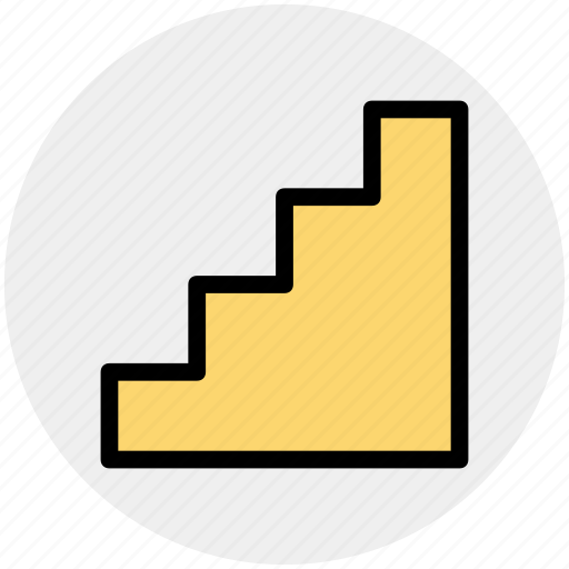 Career, jack ladder, ladder, stair, staircase, stairway, way icon - Download on Iconfinder