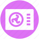ac, air, air conditioner, conditioner, cooler, fan, flow icon