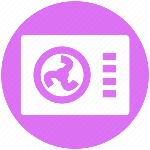 Ac, air, air conditioner, conditioner, cooler, fan, flow icon - Download on Iconfinder