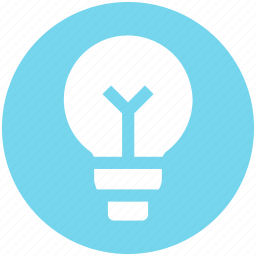 Bulb, idea, light, light bulb, power icon - Download on Iconfinder