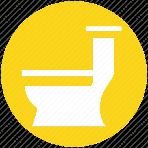 Bath, bathroom, defecation, house, pan, restroom, toilet icon - Download on Iconfinder