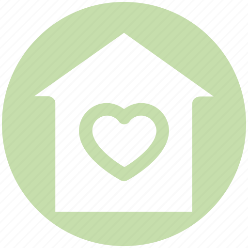 Heart, home, house, love, peace, people, valentine icon - Download on Iconfinder