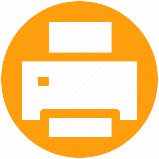 Device, fax, print, printer, printing icon - Download on Iconfinder