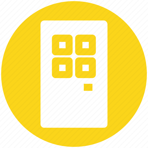 Close, close door, door, front, interior, join icon - Download on Iconfinder