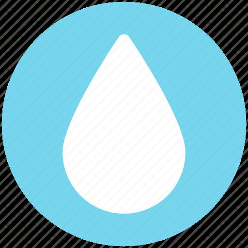 Drop, fluid, liquid, rain, transparent, water, water drop icon - Download on Iconfinder