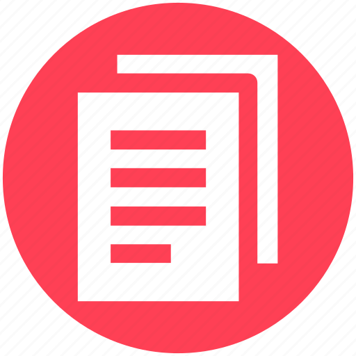 Documents, files, pages, papers, sheets icon - Download on Iconfinder