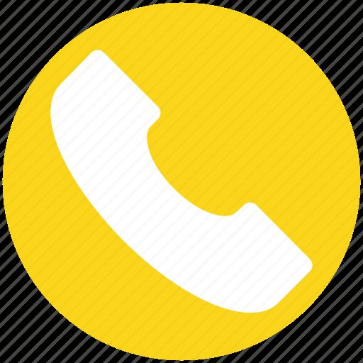 Call, communication, landline, landline phone, phone, telephone, telephone receiver icon - Download on Iconfinder
