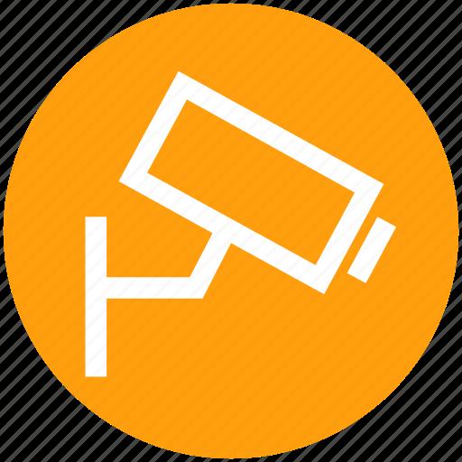 Camera, cctv, cctv camera, security, security camera, surveillance icon - Download on Iconfinder