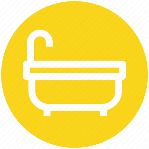 Bath, bathroom, bathtub, shower, water icon - Download on Iconfinder