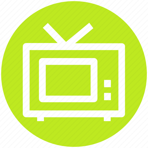Channel, retro, screen, television, tv icon - Download on Iconfinder