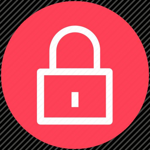 Lock, locked, login, padlock, secure, security icon - Download on Iconfinder