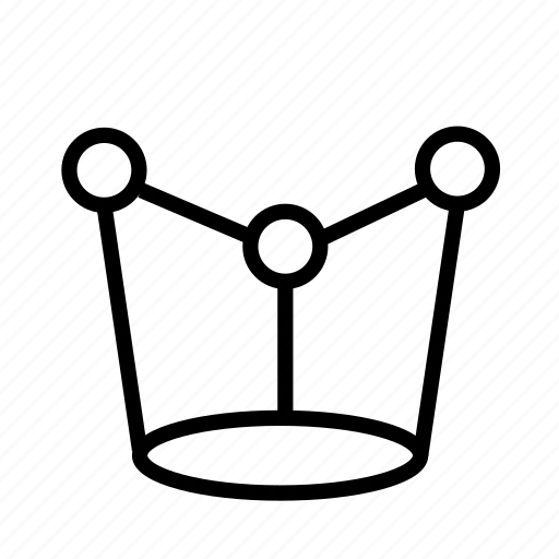 crown, king, kingdom icon